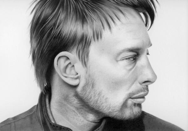 Thom Yorke by Mark63